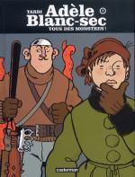 Adèle Blanc-Sec T7 : Tous des monstres (0), bd chez Casterman de Tardi