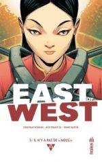 """East of West T3 : Il n'y a pas de """"nous"""" (0), comics chez Urban Comics de Hickman, Dragotta, Martin jr"""
