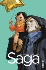 Saga T4, comics chez Urban Comics de Vaughan, Staples