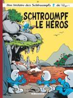 Les Schtroumpfs T33 : Schtroumpf le héros (0), bd chez Le Lombard de Jost, Culliford, de Coninck, Diaz, Culliford