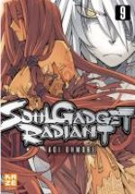 Soul Gadget Radiant T9, manga chez Kazé manga de Oomori