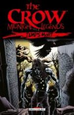 The Crow – Midnight legends, T2 : Temps mort (0), comics chez Delcourt de O'Barr, Wagner, Maleev, Hotz