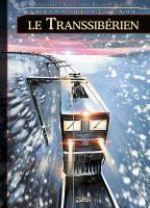 Trains de légende T3 : Transsibérien (0), bd chez Soleil de Lassablière, David, Albarran, Del Rivero Pérez, Denoulet