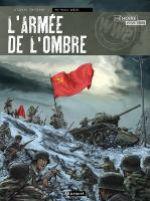 L'Armée de l'ombre T3 : Terre brûlée (0), bd chez Paquet de Speltens