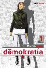 Demokratia T1, manga chez Kazé manga de Mase