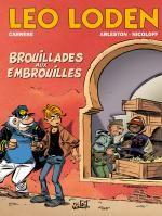Léo Loden T23 : Brouillades aux embrouilles (0), bd chez Soleil de Nicoloff, Arleston, Carrère, Cerise