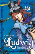 Ludwig fantasy T1, manga chez Tonkam de Yuki