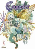 Cagaster T4, manga chez Glénat de Hashimoto
