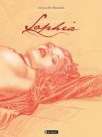 Sophia : Secret Sophia (0), bd chez Paquet de de Vincentiis