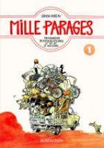 Mille parages, bd chez La boîte à bulles de Hureau