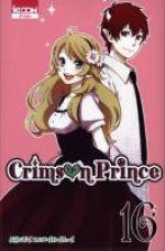 Crimson prince T16, manga chez Ki-oon de Kuwahara