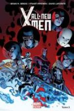 All-New X-Men T3 : X-Men vs X-Men (0), comics chez Panini Comics de Bendis, Lafuente, Immonen, Campbell, Beredo, Gracia