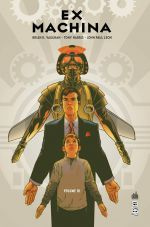 Ex Machina T3, comics chez Urban Comics de Vaughan, Leon, Harris, Mettler