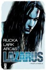 Lazarus T1 : Pour la famille (0), comics chez Glénat de Rucka, Lark, Arcas, Gaudiano