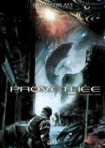 Prométhée – cycle 1, T11 : Le Treizième Jour (0), bd chez Soleil de Bec, Raffaele, Digikore studio
