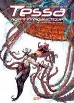 Tessa, agent intergalactique T7 : Les Visions de l'Av'Eugg (0), bd chez Soleil de Mitric, Louis, Lamirand