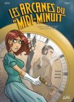 Arcanes du Midi-Minuit T12 : Jenna Mc Kalan (0), bd chez Soleil de Gaudin, Trichet, Guillo