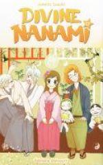 Divine Nanami T17, manga chez Delcourt de Suzuki