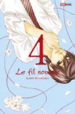 Le fil rouge T4, manga chez Panini Comics de Miyasaka