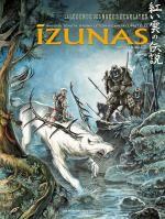 Izunas – cycle 1, T2 : Yamibushi (0), bd chez Les Humanoïdes Associés de Tenuta, Lupattelli