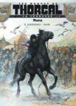 Les Mondes de Thorgal – cycle La jeunesse de Thorgal, T3 : Runa (0), bd chez Le Lombard de Yann, Surzhenko