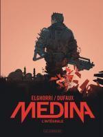 Medina, bd chez Le Lombard de Dufaux, Elghorri