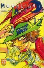 Moonlight act  T12, manga chez Kazé manga de Fujita