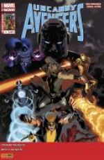 Uncanny Avengers (revue) – V 2, T6 : Dans la zone neutre (0), comics chez Panini Comics de Ewing, Remender, Schiti, Acuña, Land, Delgado, d' Armata, White