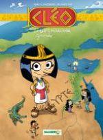 Cléo T1 : La petite pharaonne (0), bd chez Bamboo de Beney, Di Martino