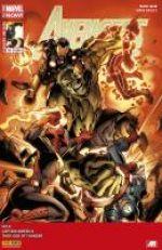 Avengers Universe (revue V1) T20 : Le clou de fer (0), comics chez Panini Comics de Remender, Waid, Aaron, Klein, Bagley, Ribic, Svorcina, White, Keith
