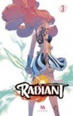 Radiant T3, manga chez Ankama de Valente