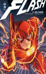 Flash – New 52, T1 : De l'avant ! (0), comics chez Urban Comics de Manapul, Buccellato