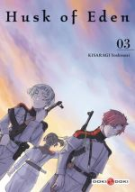 Husk of eden T3, manga chez Bamboo de Kisaragi