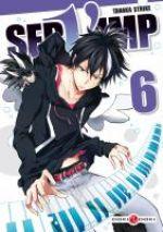 Servamp T6, manga chez Bamboo de Strike