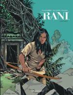 Rani T5 : Sauvage (0), bd chez Le Lombard de Van Hamme, Alcante, Vallès, Favrelle