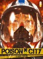 Poison City T1, manga chez Ki-oon de Tsutsui