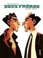 Deux frères, comics chez Urban Comics de Ba, Moon