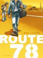 Route 78, bd chez Delcourt de Cartier