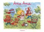 Ana Ana T5 : Super-héros en herbe (0), bd chez Dargaud de Dormal, Roques