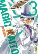 Magic Kaito  T3, manga chez Kana de Aoyama