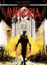 Amphoria T3 : Crimson (0), bd chez Paquet de Legendre, Cambré