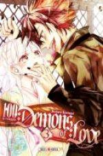100 demons of love  T3, manga chez Soleil de Toriumi