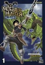 Monster Hunter orage – 2ème édition, T1, manga chez Pika de Mashima