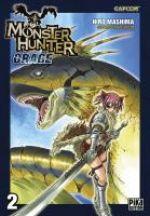 Monster Hunter orage – 2ème édition, T2, manga chez Pika de Mashima