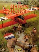 Baron rouge T3 : Donjons et Dragons (0), bd chez Zéphyr de Veys, Puerta