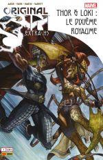 Original Sin, Extra HS : Thor & Loki : Le dixième monde (0), comics chez Panini Comics de Ewing, Aaron, Bianchi, Garbett, Woodard
