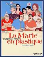 La marie en plastique T1, bd chez Futuropolis de Rabaté, Prudhomme