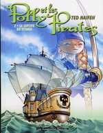Polly et les pirates T2 : La captive du Titania (0), comics chez Les Humanoïdes Associés de Naifeh