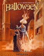 Halloween T1, bd chez Les Humanoïdes Associés de Boiscommun