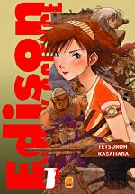 Edison Fantasy Science T1, manga chez Kami de Kasahara